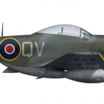 UK,-Mustang-Mk-IV,-KH655,-No-19-Squadron,-April-1945